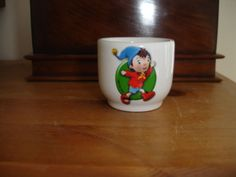 NODDY EGG CUP in Collectables, Kitchenalia, Egg Cups | eBay