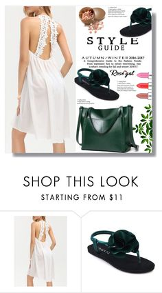 """""""Rosegal  17"""" by ramiza-rotic ❤ liked on Polyvore featuring Avon"""