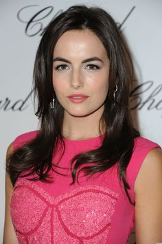 Camilla Belle stunned in a pink dress and black pumps at the Chopard reopening celebration of their South Coast Plaza boutique in Orange County. Celebrities Then And Now, Hollywood Celebrities, Beautiful Celebrities, Hollywood Actresses, Most Beautiful Hollywood Actress, Beautiful Actresses, Beautiful Gorgeous, Beautiful Women, Camila Belle