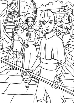 Dibujos para colorear wonder woman mujer maravilla 30 for The legend of korra coloring pages