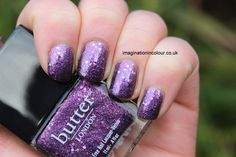 Butter-London-Shambolic-Purple-Glitter-pink-fuchsia-silver-green-microglitter-holiday-2012-collection-christmas-lilac-nail-polish-lacquer-3-free-cruelty-free-UK-nail-blog-review-swatch-swatches-5.jpg (898×599)