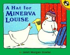 """""""A Hat for Minerva Louise"""" - Janet Morgan Stoeke  (1994, Picture Books)"""