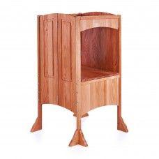 Stools: Heartwood Kitchen Helper - Solid Oak
