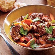 Provençal Beef Daube Recipe | MyRecipes