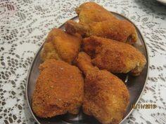 Piletina sa domaćom prezlom