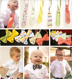 $9 Lil Guy Easter Ties & Bowties - 6 Design Options! at VeryJane.com~Just ordered one for my little one.