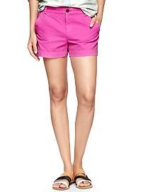 Sunkissed shorts in fuschia #fashion #travel #wardrobe