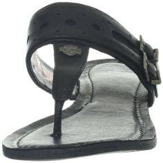 Amazon.com: Harley-Davidson Women's Callynda Flip Flop: Shoes