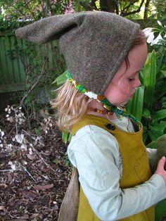 elf needs an elf hat!