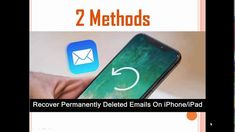 If you have #accidentally #deleted #emails from your #iPhone #permanently, then this #videotutorial will help you to recover permanently deleted or #lost emails from iPhone or #iPad. Please Subscribe My #Youtube Channel. Data Recovery, Ipod Touch, Ios, Phone Cases, Iphone, Channel, Youtube, Phone Case