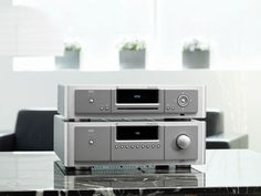 Masters Series M2 Direct Digital Amplifier and M50 Digital Music Player