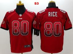 Men 80 Jerry Rice Jersey Football San Francisco 49ers Jersey c645327e3