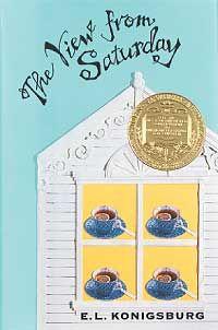The View from Saturday (Realistic Fiction) Newbery Medal winner Newbery Award, Newbery Medal, American Literature, Children's Literature, Teaching Literature, The View From Saturday, Realistic Fiction, Award Winning Books, Award Winner