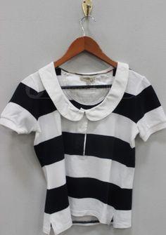 shopgoodwill.com: Burberry Women's Shirt Sz M