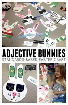 Easter Craft | Adjec