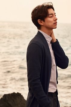 Gong Yoo & Song Joong Ki — mykinggongyoo: NEW - 2017 s/s epigram teaser Korean Men, Asian Men, Asian Actors, Korean Actors, Korean Celebrities, Jun Matsumoto, Hong Ki, Goblin Gong Yoo, Shu Qi