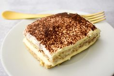 Tiramisu – Kim Howerton Low Carb Keto, Low Carb Recipes, Keto Pudding, Keto Banana Bread, 200 Calorie Meals, Keto Pumpkin Pie, Recipes For Beginners, Tiramisu, Dessert Recipes