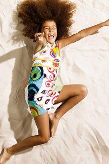 Un verano a todo color con Desigual kids en vente-privee.com