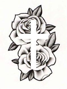 Cross Tattoo Designs - Tattoos and Body Art . - Cross tattoo designs – tattoos and body art – Christmas designs - Dope Tattoos, Forarm Tattoos, Forearm Sleeve Tattoos, Body Art Tattoos, Neck Tattoos, Forearm Tattoo Quotes, Cute Hand Tattoos, Thigh Tattoos, Badass Tattoos