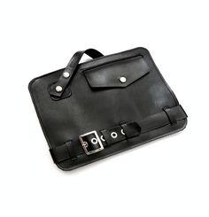 Biker Leather jacket ipad Case