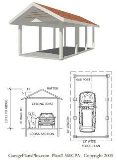 Option for carport at 4631