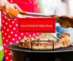 Low FODMAP BBQ Menu – casa de sante