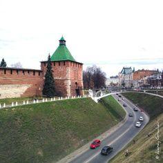 Нижегородский Кремль en Нижний Новгород - проездом