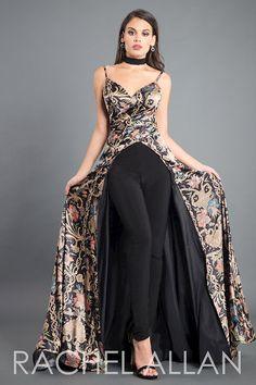 Rachel Allan 8319 Fl - October 16 2018 at Indian Designer Outfits, Designer Dresses, Couture Dresses, Fashion Dresses, Arab Fashion, Stylish Dress Designs, Sweet Dress, Formal Gowns, Jumpsuits For Women