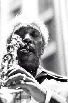 Sonny Stitt - alto saxophone Tom Marcello