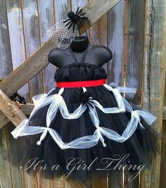 Spider Princess Dress Costume for Halloween Any Child Size with Matching Spider… Costume Halloween, Halloween Costume Patterns, Spider Costume, Halloween 2014, Holidays Halloween, Baby Halloween, Halloween Outfits, Halloween Crafts, Dress Up Costumes