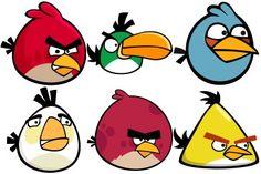 Angry Birds Iconset (7 icons) | femfoyou