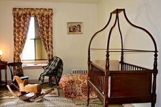 Bevier House Museum - dresser