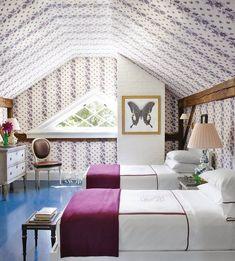 13 dormitorios de invitados, casi de lujo