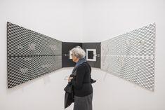 """""""Carlo Alfano. Soggetto spazio soggetto"""" (Mart, Rovereto, 5 November 2017 - 22 April 2018) - exhibition preview - photo Mart, Luca Meneghel. www.mart.tn.it/alfano"""