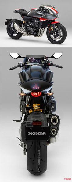 市販版CB1000Rインターセプターを予想! | WEBヤングマシン