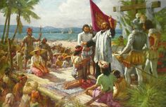 """Fernando Amorsolo y Cueto, Filipino painter, was an important influence on contemporary Filipino art and artists, even beyond the so-called """"Amorsolo school"""". Subjects: Philippine Genre, historical and society Portraits. Filipino Art, Filipino Culture, Manila, Philippine Art, Philippines Culture, School Painting, Spanish Culture, Historical Art, Catholic Art"""