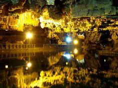 alisadr cave, Hamedan - Iran Iran Traveling Center irantravelingcent... #iran #travel #traveltoiran