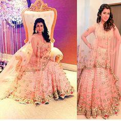 Ankita Bhargava in a lovely dress...