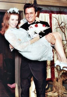 Johnny and June