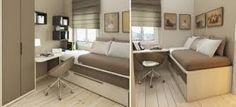 Relateret billede Bunk Beds, Furniture, Home Decor, Decoration Home, Loft Beds, Room Decor, Home Furnishings, Home Interior Design, Bunk Bed