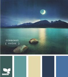 Design seeds helps me put complimentary color palets together with a balance using visual art. It also has a palette search. Amazing tool when I like the colors & when I'm stuck and don't know what to do. Super inspriring and instructional! Colour Schemes, Color Combinations, Colour Palettes, Foto Picture, Color Palate, Design Seeds, Colour Board, Bedroom Colors, Bedroom Neutral