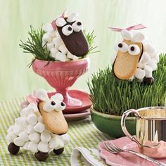 Cute ideas for Easter!