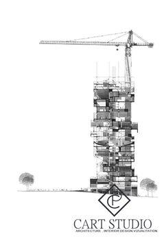 Cart Project Indonesia – Architecture Interior Design & Build