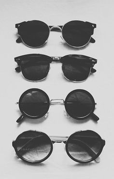 ray ban round eye sunglasses  sunglasses round sunglasses round black black sunglasses glasses sun summer outfits sunglass cute summer cute like vintage second to last pair,