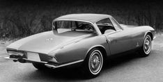 The Chevrolet Corvette is the American sports car, but in 1963, Pininfarina decided to give the Corv... - Provided by Hearst Communications, Inc