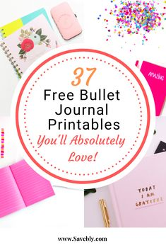 If you know how to start a bullet journal then check out these awesome free bullet journal printables! These bullet journal ideas are great and will give you bullet journal inspiration to create the bullet journal of your dreams. Check out these bullet journal layout templates free printables. Get bullet journal weekly spread and different bullet journal layout! Pick up these awesome free printables templates for your bullet journal! #bulletjournal #bulletjournallayouts #bulletjournalideas