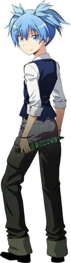 Assassination classroom - Nagisa: