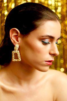 Diamond Earrings, Jewelry, Fashion, Hairstyles, Maquiagem, Jewellery Making, Moda, Jewelery, Jewlery