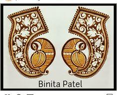 Basic Mehndi Designs, Mehndi Designs Feet, Mehndi Design Pictures, Dulhan Mehndi Designs, Mehendi, Flower Henna, Rangoli With Dots, Beautiful Rangoli Designs, Butterfly Painting