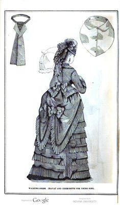 November 1870 Petersons Magazine
